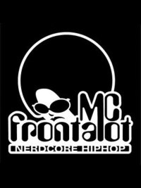 MC Frontalot Logo Kindle Screensaver Image